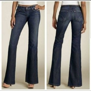 """Joe's Jeans """"The Lover"""" Low Rise Boot Cut 27 x 34"""